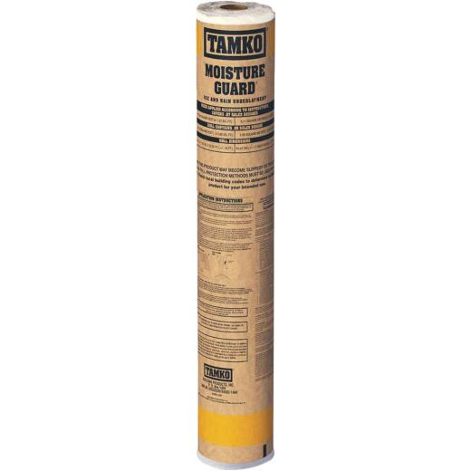Tamko Moisture Guard 36 In. x 32 Ft. 3 In. Ice & Water Roof Underlayment