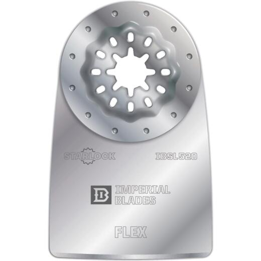 Imperial Blades Starlock 1-3/8 In. Flexible Scraper Oscillating Blade