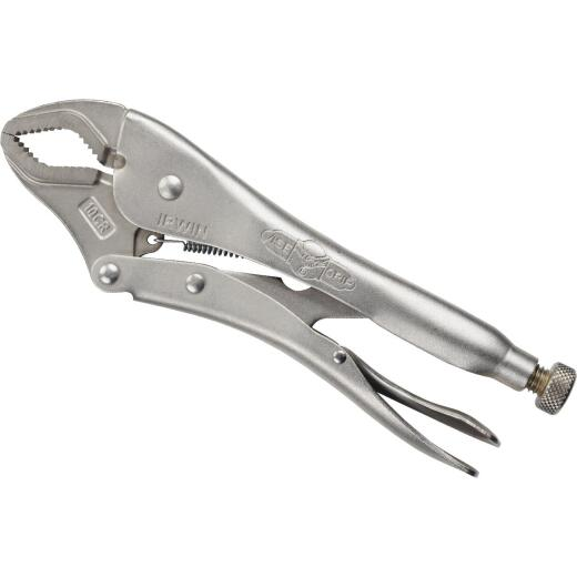 Irwin Vise-Grip The Original 10 In. Curved Jaw Locking Pliers (without Wire Cutter)