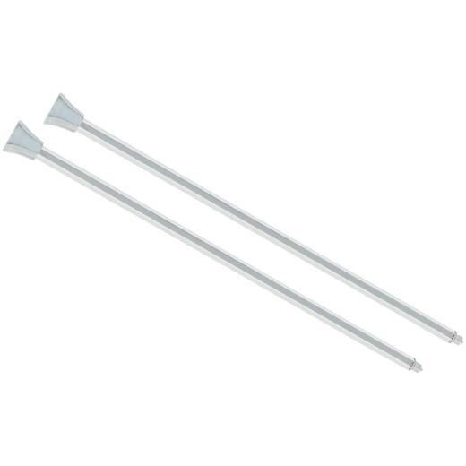 Do it Chrome Wall Hung Sink Legs (2-Pack)