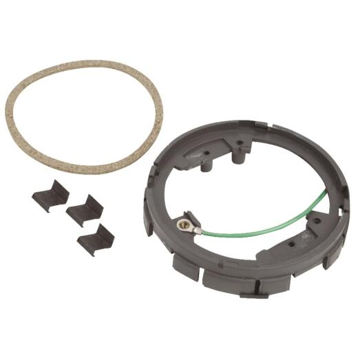 Raco PVC Gray Floor Box Adapter Ring