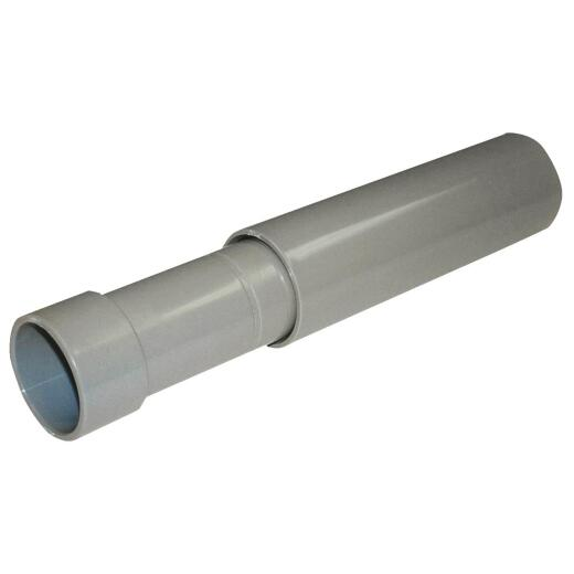 Carlon 1/2 In. PVC Expansion Coupling