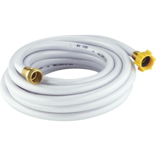 Camco 25 Ft. (1/2 In. ID) RV Fresh Water Hose