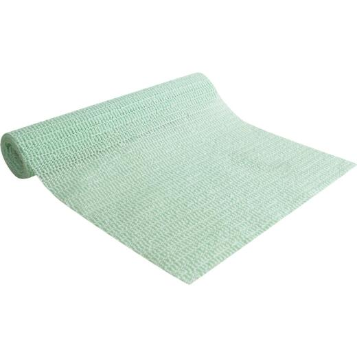Con-Tact 12 In. x 5 Ft. Sage Beaded Grip Non-Adhesive Shelf Liner