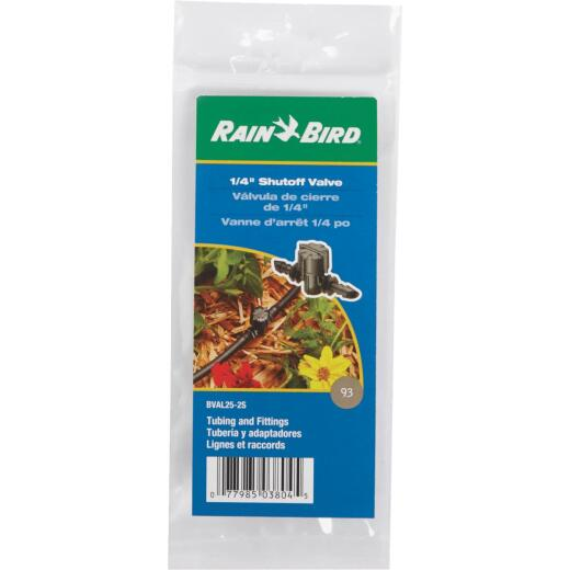Rain Bird 1/4 In. Barbed On/Off Valve (2-Pack)