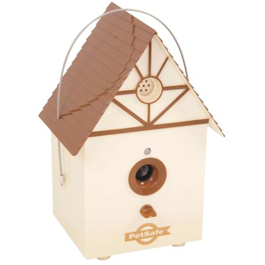 Petsafe 9V Tan Ultrasonic Birdhouse Outdoor Bark Control